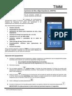 Manual de Uso DLAND TIMM