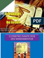 Lição 01 - Deus Dá a sua Lei ao Povo de Israel