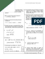 Problemas de Repaso de Matemática