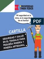 Cartilla Seguridad Mineria Artesanal