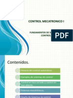 Fundamentos de Sistemas de Control