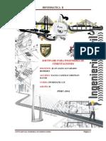 Detalles de software para ingeniería de cimentaciones