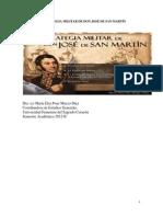 Estrategia Militar Jose San Martin