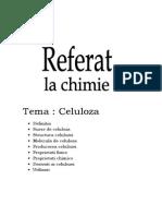 Referat Celuloza