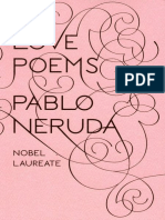 Love Poems by Pablo Neruda (New Directions Paperbook)