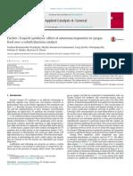 Applied Catalysis a Gen 2013