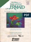 158803608 the Little Mermaid Medley SATB