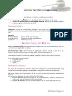 Argumentacion e Interpretacion Juridica- Resumen