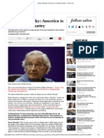 Noam Chomsky_ America is a Terrified Country - Salon