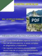 Reumatismo Extra Articular
