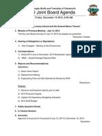 2014 12 19 Agenda Package