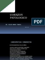 2.- Corazón Patológico - Dr. Hilgo Amaro Tinoco