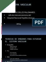 4.- Arterias, Venas y Linfáticos - Dr. Mario Delzo Palomares