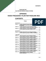 Radio Freq Plan