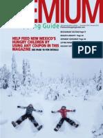 Premium Shopping Guide - Albuquerque - Dec/Jan 2014