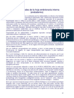 Enfermedades Del Endodermo, Resumen Tesis Hamer