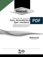 Aire Acondicionado Assento v08 115 Bl