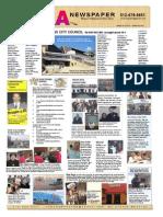 XTRA Newspaper Oct 28, 2014