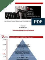 Materi Direktur Komunikasi Dan Hubungan International