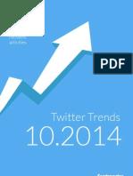 Twitter Trends Indonesia October 2014