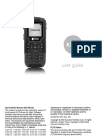 Kyocera Kx12 phone Userguide English[1]