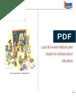 Guia de Normas Basicas Para Diseño de I.E PDF