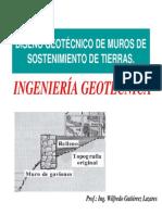 18 Diseño Geotécnico Muros 0