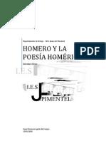 Homero y la poesía homérica-2010