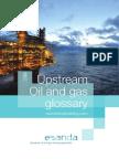 Esanda Upstream Oil and Gas Glossary