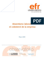 Absentismo Laboraleft PDF
