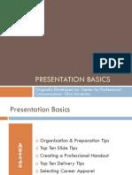Presentation Basics Final Project 386