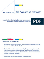 Unleashing the Wealth of Nations