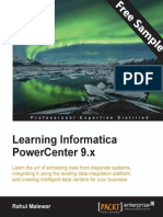 9781782176480_Learning_Informatica_PowerCenter_9.x_Sample_Chapter