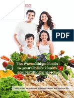 ParentEdge Guide to your Child's Health and Nutritional Needs.