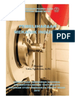 Buku Pemeliharaan Mekanik Industri