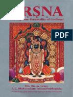 Krsna Book Vol.2 1970 Iskcon Press Edition Scan