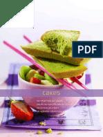 Cakes 50 recettes