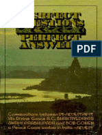 Perfect Questions Perfect Answers-Original 1977 Edition-SCAN