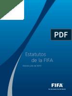FIFA Statuten Spanish