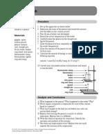 Calorimetry Lab Explanation