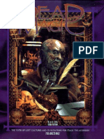 Wod - Mage - The Ascension - Dead Magic i