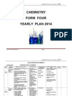Chem Form 4 Yearly Plan 2014
