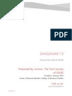 Sanganak 15 Proposal