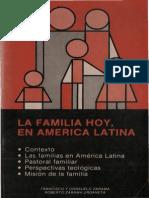 Zarama, Francisc - La Familia Hoy en America Latina 1980