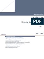 Financial Modeling valuation