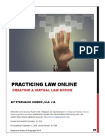 Practicing Law Online.12.14.14