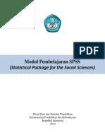 Modul Pembelajaran SPSS 19 - Bagian 1