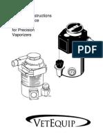 Vaporizer Manual