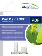 WALKair1000 Datasheet
