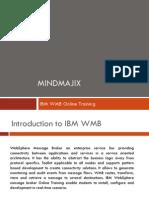 Ibm Wmb Online Training